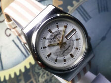 Vintage Citizen Automatic Movement Mens Analog Day Date Dial Wrist Watch A167