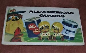 Vintage Kellogg's Cereal All American Guards Products Billboard for Train Sets