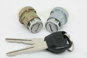NEW Door Lock Set with Keys (LH & RH) for Honda Acura Integra Prelude CRX