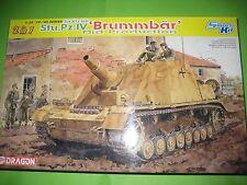 SDKFZ 166 BRUMMBAR BY  DRAGON 1/35 - REF.6460