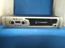 Crown XLS 1000 Power Amplifier  - Used - Good Condition