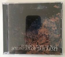 """SOJA Soldiers Of Jah Army """"Dub In A Time Of War"""" CD - Reggae Brand New - Rare!"""