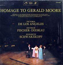 HOMAGE TO GERALD MOORE De Los Angeles/Fischer-Dieskau/Schwarzkopf  LP