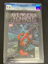 AVENGERS ACADEMY #19, (2011) CGC 9.8, Marvel Comics, White Pages