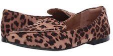 Amazon Essentials Women's Loafer Flat 9.5 Leopard