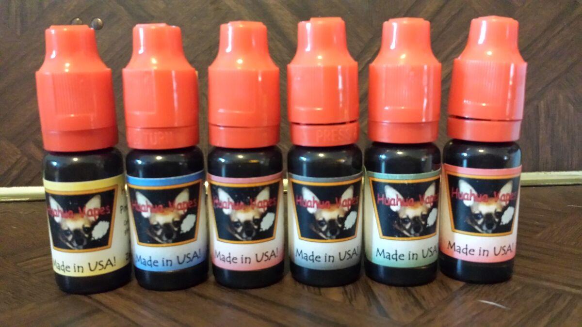 Huahua Vapes E-Liquid