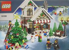 LEGO® City / Creator Bauanleitung aus Set 10199 Weihnachtsmark Exklusiv