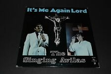 It's Me Again Lord~The Singing Avilas~Latin Records PLP-191~FAST SHIPPING