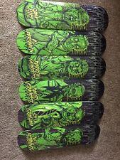 Creature Last Laugh Skateboard Deck Lot Rare
