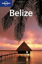Lonely Planet Belize (Country Guide) By John Noble