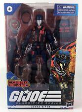 "GI Joe Classified Series #22 Cobra Viper 2020 Hasbro 6"" Action Figure - NEW"