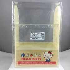 Hello Kitty Curio Shelf Cabinet Drawer Small for Desk or Hanging Looks Vintage