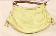 Genuine Green Cow leather, clutch/purse/bag by Banana Republic Chain Handle