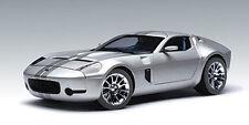 1/18 AUTOART - Ford Shelby gr-1 Concept - Plata Metálico Tungsteno Gris RAREZA