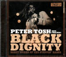 TOSH PETER AND FRIENDS BLACK DIGNITY CD SEALED