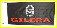 GILERA FLAG BANNER  runner 5 X 2.45 FT 150 X 75 CM