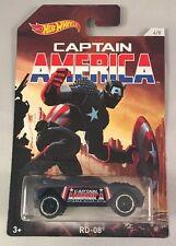 2016 Hot Wheels Captain America RD-08   4/8