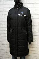 PIERO GUIDI Parka Cappotto Giubbotto Donna M Giubbotto Giacca Jacket Women Black