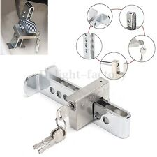 8 Hole Anti-Theft Security Supplies Device Auto Car Brake Lock Stainless Steel T