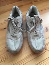 Men's Classic Hi-Tec Silver Shadow Trainers size UK11.5 Hardly Worn