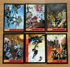 2012 Topps Heritage MARS ATTACKS 50th 15 Card IDW Comics New Universe Chase Set