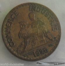 50 centimes chambre des commerce 1925 : TB : pièce de monnaie française