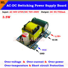 Mini AC-DC Converter 110V 220V 230V to DC 5V 700mA Switching Power Supply Board
