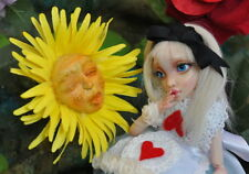 "Alice in Wonderland Talking Flower ""Mr NAUGHTY""  Sutherland resin Series One"