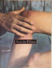 SEX IN FILMS by Parker Tyler (1994) Citadel illustrated SC