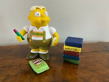 Simpsons World of Springfield Utter Simpson 2002 Wave 8 Released March 2002 All