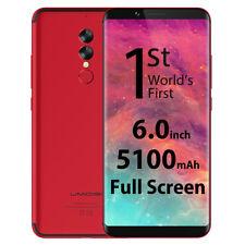 """6.0"""" umidigi S2 4g Smartphone Android 6.0 Octa Core 4g + 64gb 3 cámaras Libre"""