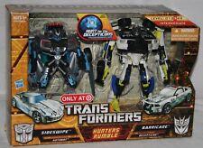 transformers HFTD target hunters rumble MISB