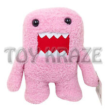 "PINK DOMO-KUN PLUSH! EXTRA LARGE SOFT DOLL ANIME FIGURE LICENSED NANCO 20"" NWT"