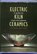 Electric Kiln Ceramics : A Guide to Clays and Glazes by Richard Zakin (1994,...