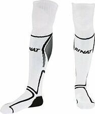 Rinat Media Classic - Calzettoni da portiere unisex, colore nero/bianco, (G3r)