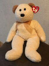 Ty Beanie Buddies Huggy Bear 2002 MWMT MINT WITH MINT TAGS