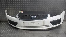 2006 FORD FOCUS 1.6 TDCI FRONT BUMPER IN WHITE COMPLETE