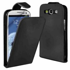 samsung galaxy S3 i9300 SIII Black PU Leather Flip Case