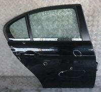BMW 3 Series 15 E90 Door Rear Right O/S Black Schwarz 2 - 668