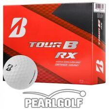 12 Bridgestone Tour B RX Modèle 2018 Balles De Golf-Neuf & neuf dans sa boîte - 1 Douzaine - 2018