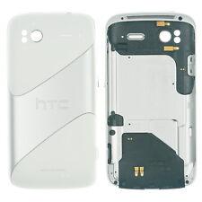 Original HTC Sensation G14 G18 Battery Lid Housing Cover White Silver
