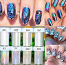 Nail Art Transfer Foils Sticker Starry Sky Holographic Glitter Foil Tips