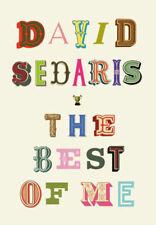 The Best of Me by David Sedaris (Hardcover)