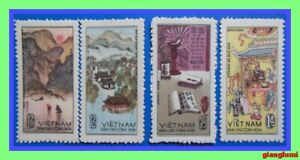 North Vietnam 1965 Birth bicentenary of great poet Nguyen Du MNH NGAI