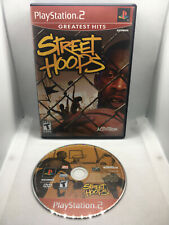 Street Hoops - GH -Case and Disc - Tested & Works - Playstation 2 PS2