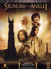 DvD IL SIGNORE DEGLI ANELLI Le Due Torri **Special Edition 2 Dvd**   ......NUOVO