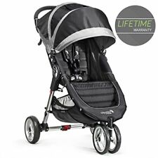 Baby Jogger City mini 3 - silla de paseo color Negro/gris