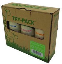Biobizz Bio Bizz Try Pack Try-pack Trypack Exterieurs Engrais G