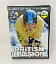 2012 Tour de France Special Collectors Edition DVD Set World Cycling Productions