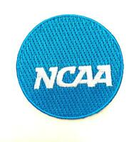 NCAA Blue Logo Patch iron/sew on Football Basketball Baseball